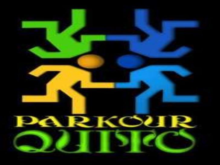 Parkour Quito