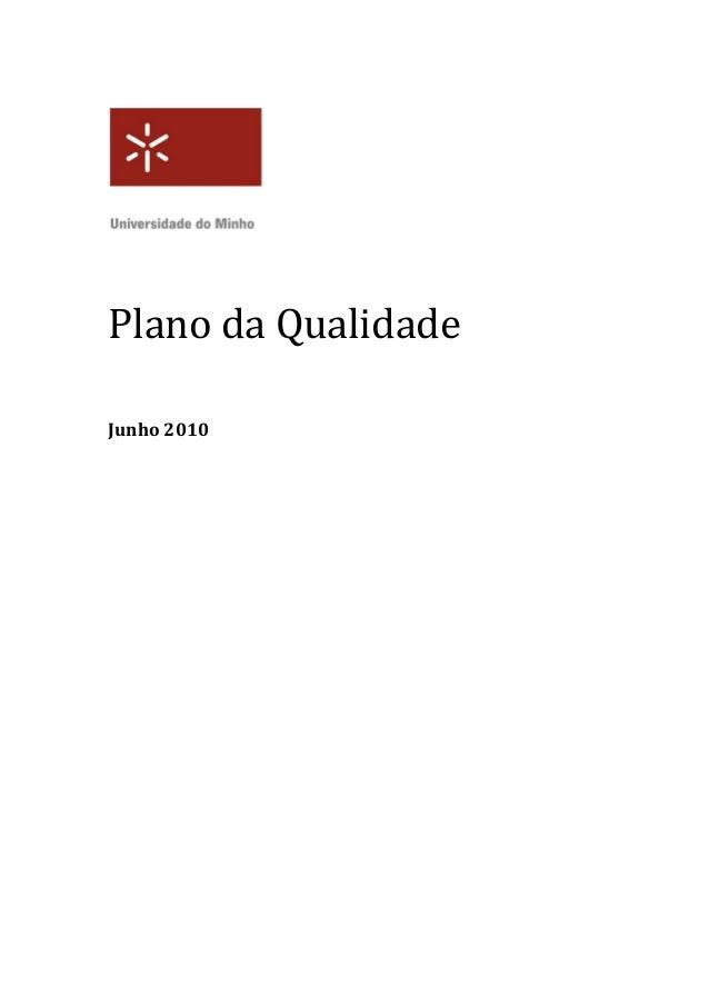 PlanodaQualidade   Junho2010