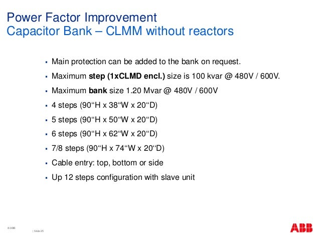 Power Quality Systems And Power Factor Correction Presentation