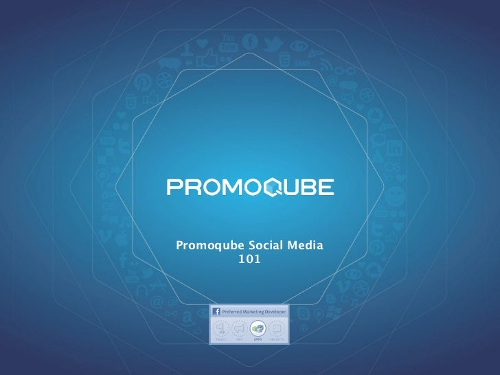 Promoqube Social Media        101