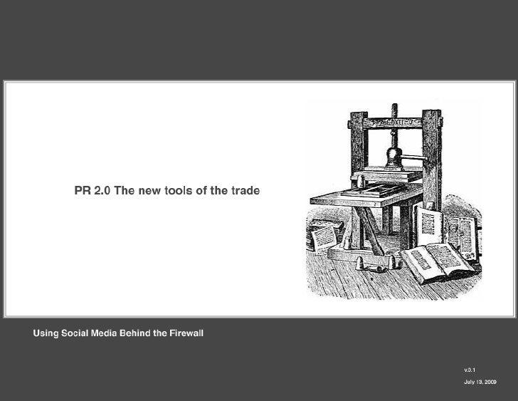 PR2.0 Presentation