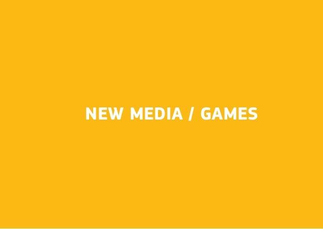 new media / games