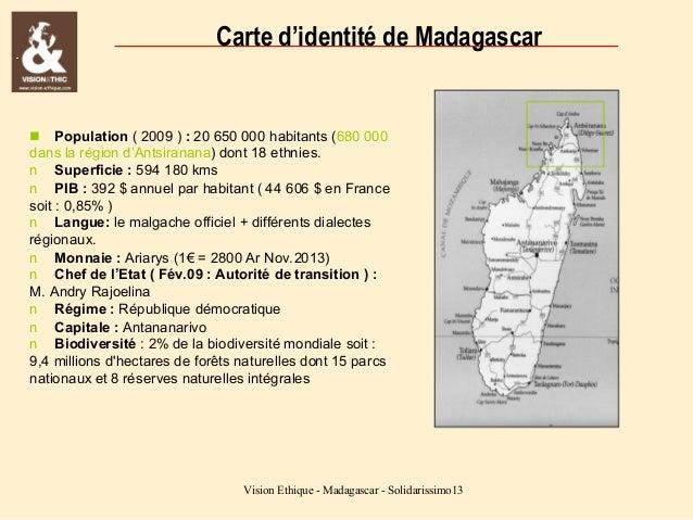 Madagascar Carte Identite.Presentation Madaactes1