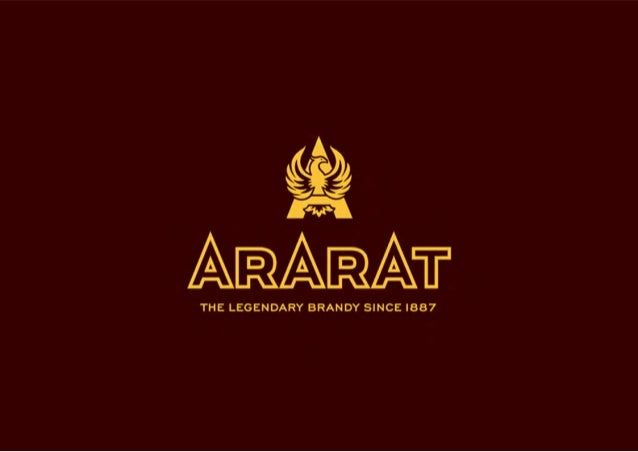 Вводные данные Используя доступные рекламные материалы, позиционирование бренда «Арарат» можно описать следующим образом: ...