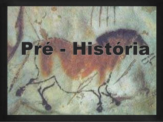 Aluno: Paulo Henrique da SilvaTurma:1º Ano BProfessor : Marcelo OratesDisciplina: HistóriaTema: Pré HistóriaSenai - Itajaí