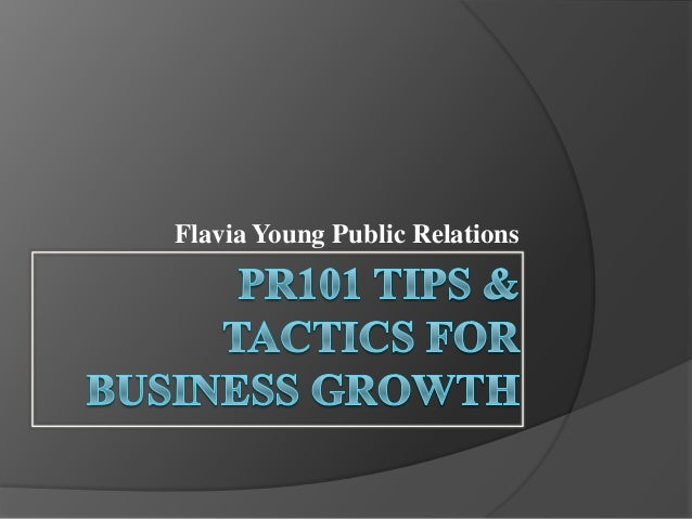 Flavia Young Public Relations