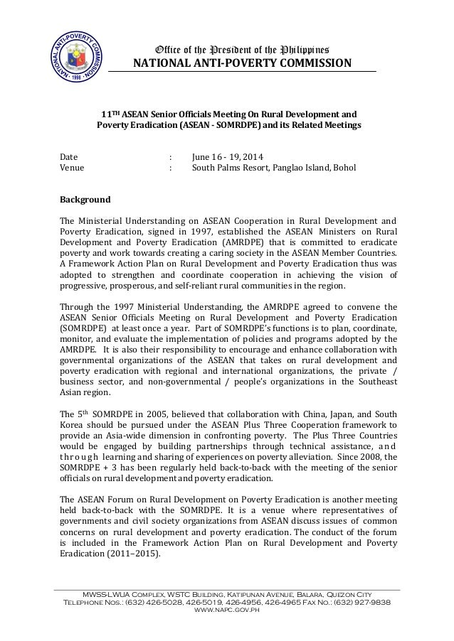 MWSS-LWUA Complex, WSTC Building, Katipunan Avenue, Balara, Quezon City Telephone Nos.: (632) 426-5028, 426-5019, 426-4956...