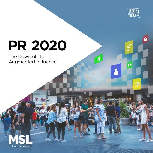 PR 2020 The Dawn of the Augmented Influence
