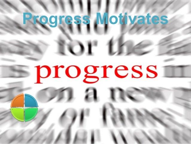 Leadership and Motvaton Skills Mohammad Tawfk #WikiCourses http:////WikiCoursesWWikiSpacesWcom Progress Motivates LiveLive...