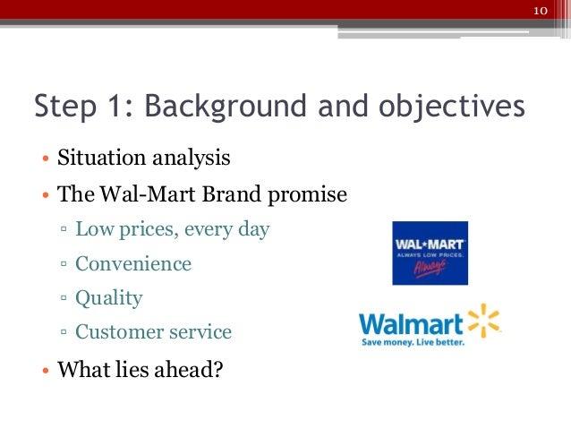 Wal-Mart corporate brand reputation