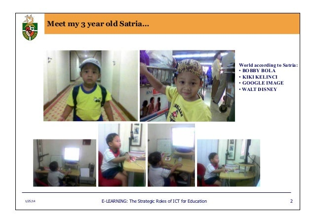 4 - E-Learning for Campus Slide 2