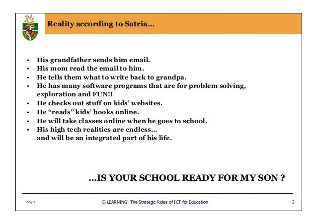 4 - E-Learning for Campus Slide 3