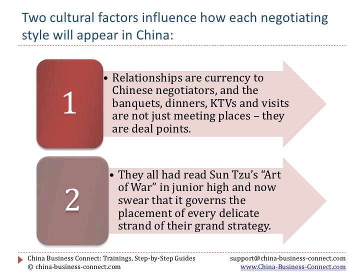 chinese negotiation style Stratagems (ji) include an important part of chinese business negotiation style  and the use of ji (计) which is learned in the art of war by sun.