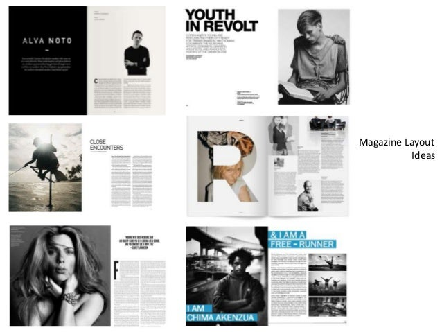PR8 Magazine Layout and Page Design
