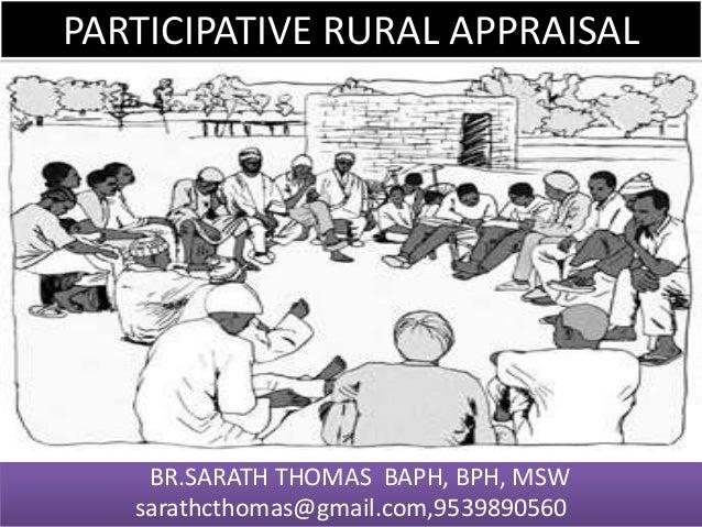 Participatory rural appraisal (pra) basic skills for need identific….