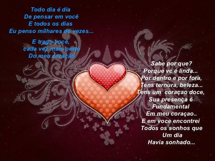 Pra Vc Meu Amor, Por Vc Minha Princesa