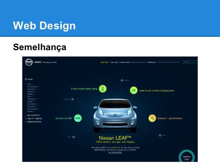 Web DesignSemelhança