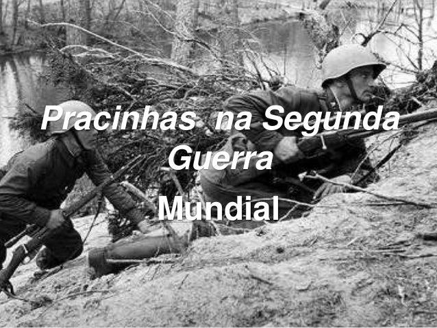 Pracinhas na Segunda Guerra Mundial