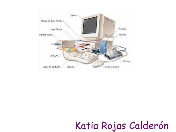 HARDAWARE   Katia Rojas Calderón