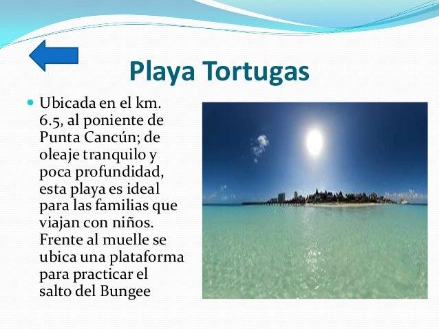 Las playas de cancun for Oficina xcaret cancun