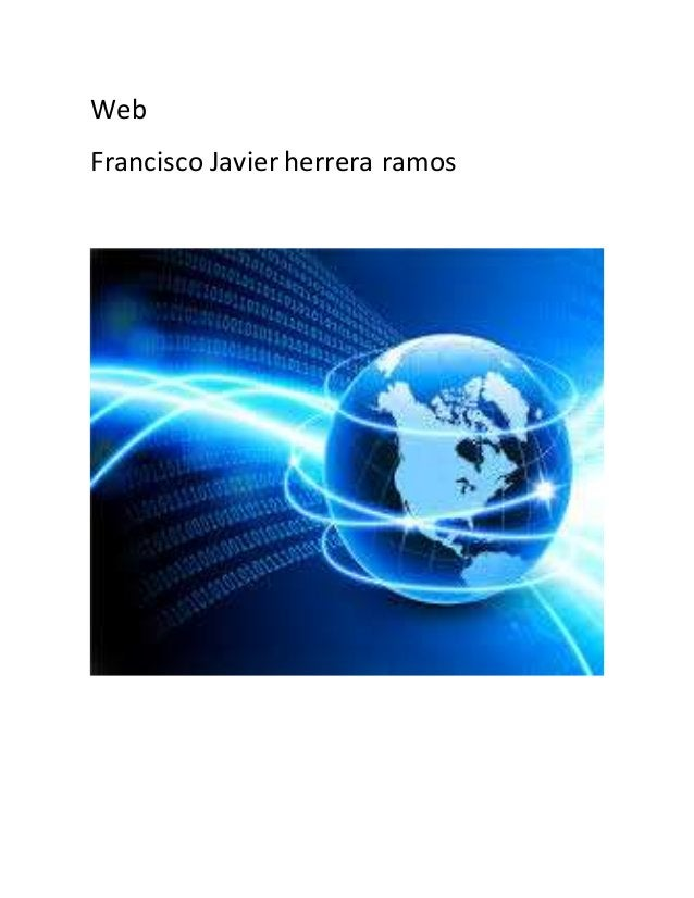 Web  Francisco Javier herrera ramos