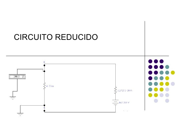 CIRCUITO REDUCIDO