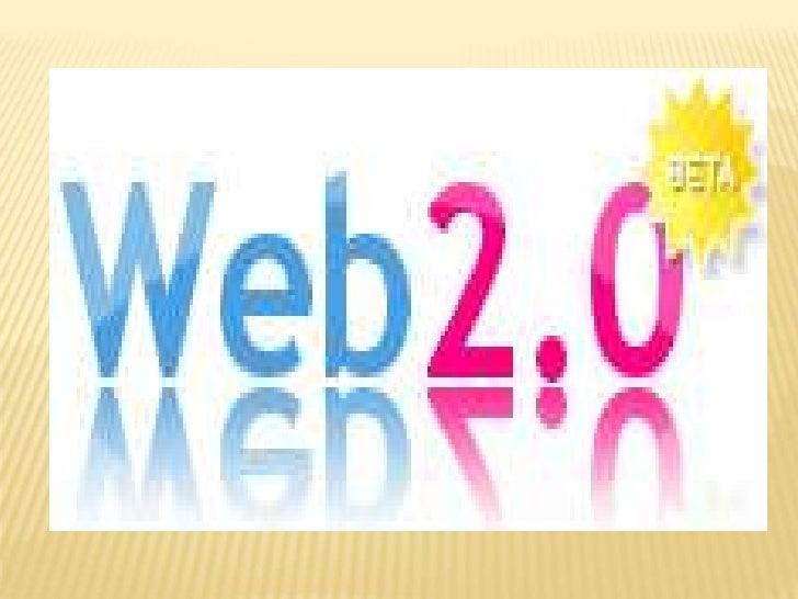 INTRODUCCION El concepto original del contexto, llamado Web 1.0        era páginas estáticas HTML que no eran      actuali...