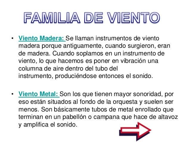 Familia de instrumentos para ni os de primaria for Que son las vetas de la madera