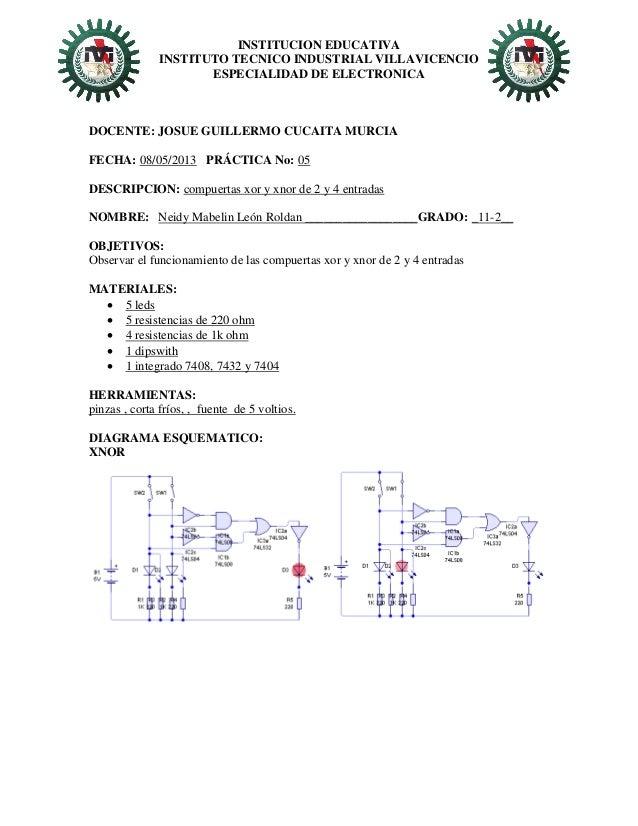 INSTITUCION EDUCATIVAINSTITUTO TECNICO INDUSTRIAL VILLAVICENCIOESPECIALIDAD DE ELECTRONICADOCENTE: JOSUE GUILLERMO CUCAITA...