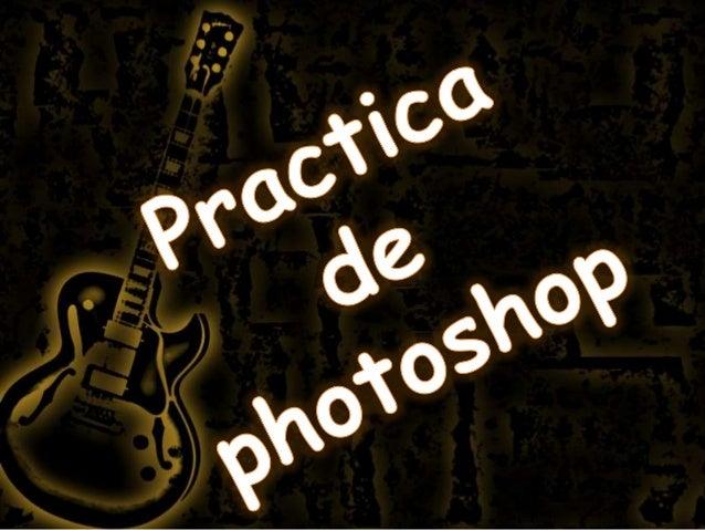 Abra una imagen en   Con la herramienta selección                     rápida seleccione la imagen    photoshop            ...