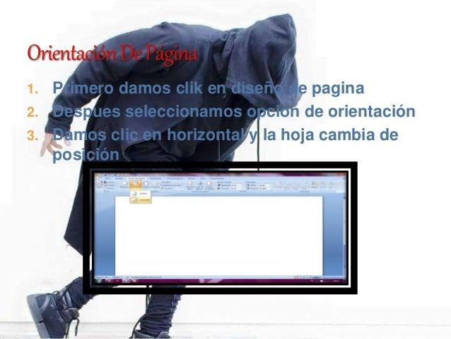 Practica de word informatica Slide 2