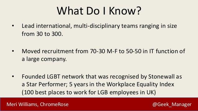 Practical Diversity -- Expanded Edition Slide 2
