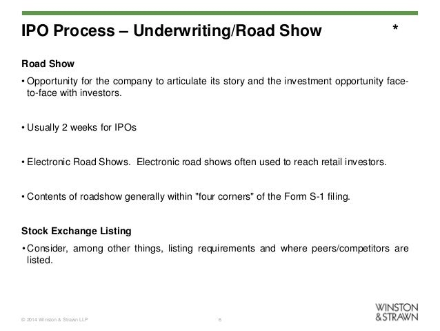 Electronic initial public offering ipo confirmation form
