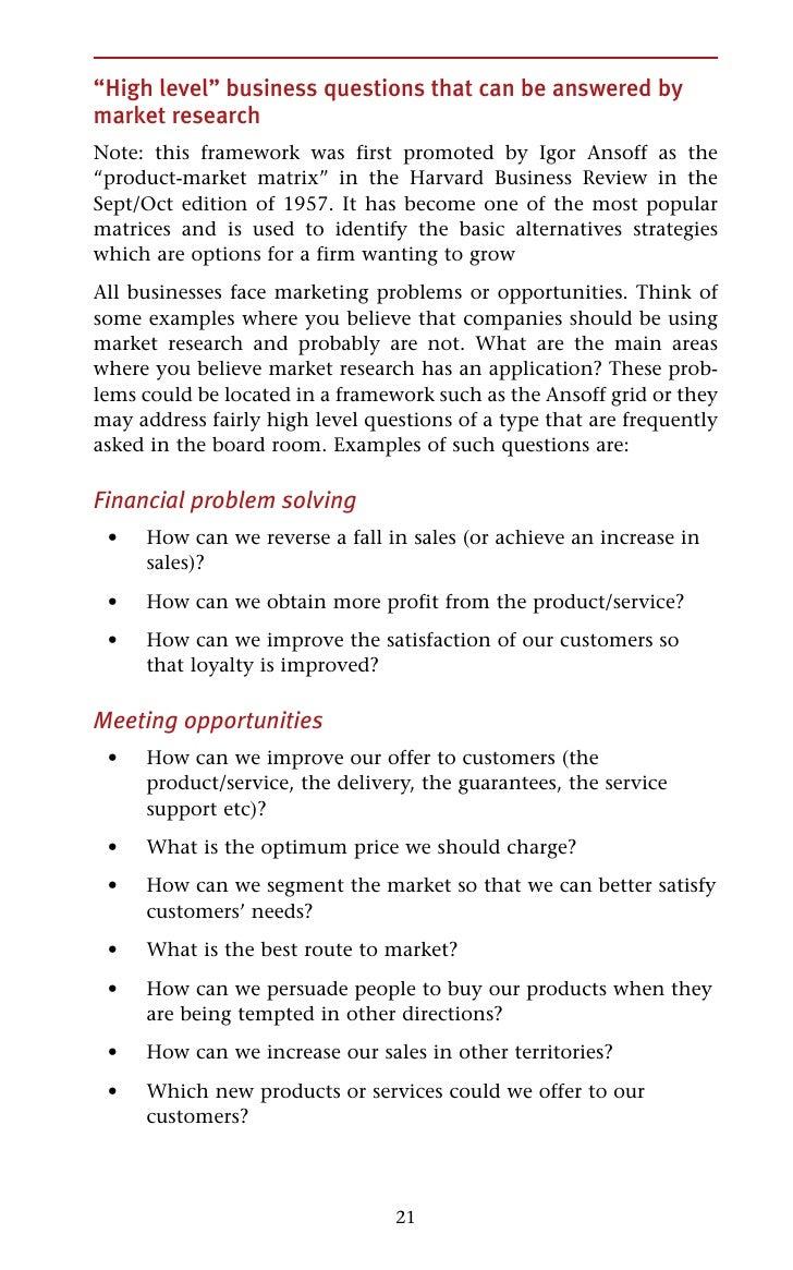 Marketing Research Resume - Virtren.com
