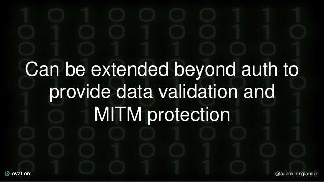 Practical API Security - PyCon 2018