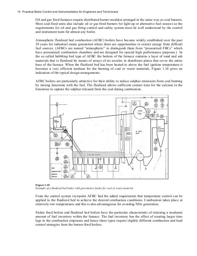 boiler control thesis Simulation of boiler drum process dynamics and control jian zhao b en  department of mechanical engineering  abstract this thesis presents a mathematical process model for the dynamic.