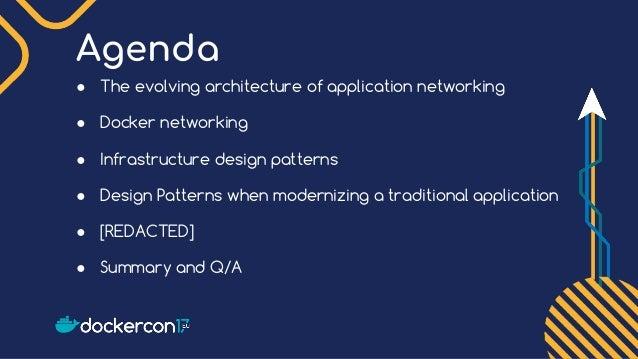 Practical Design Patterns in Docker Networking Slide 3