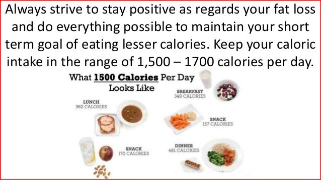 1700 Calorie Diet For Fat Loss - deeptoday