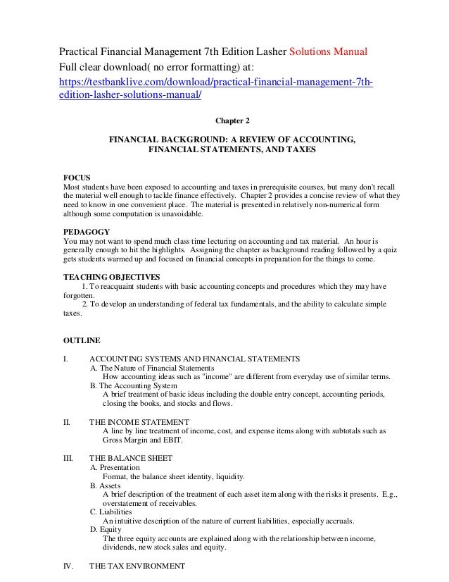Solution manual] fundamentals of financial management eugene f.