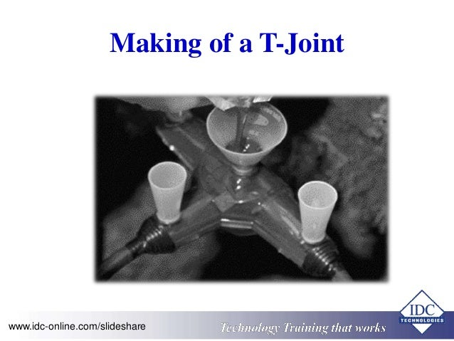 Making of a T-Joint  www.idc-online.com/slideshare Technology Training that Works