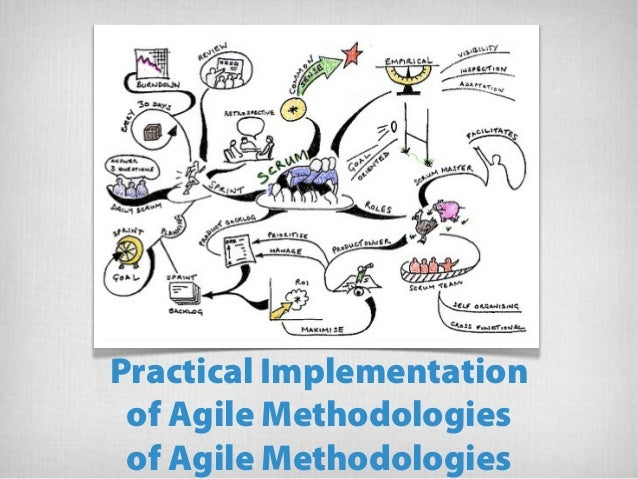 Practical Implementation of Agile Methodologies of Agile Methodologies