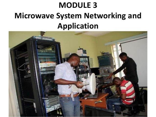 Practical Microwave Radio Transmission Training In Nigeria
