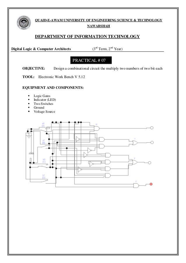 digital logic  u0026 computer architecture practical book by