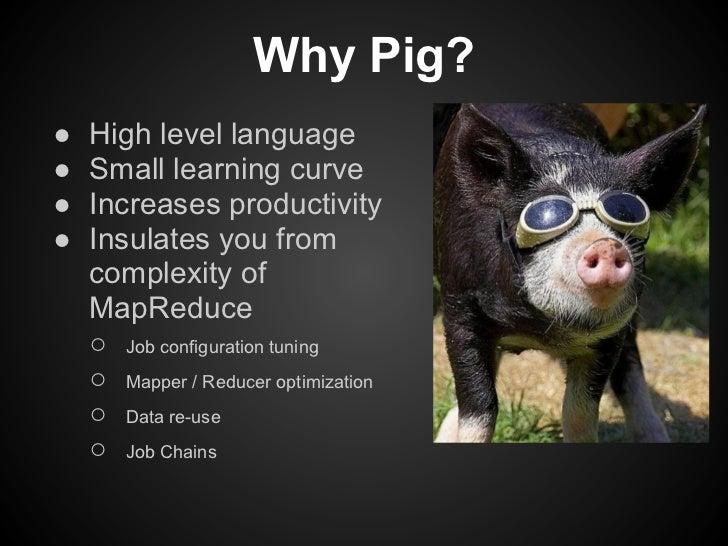 Practical pig Slide 2