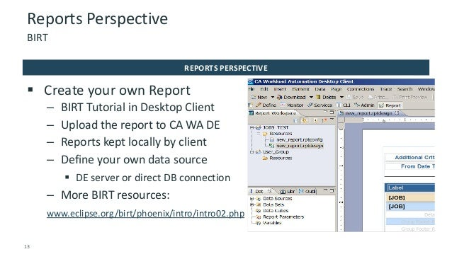 Practical Reporting for Effective Analytical Data