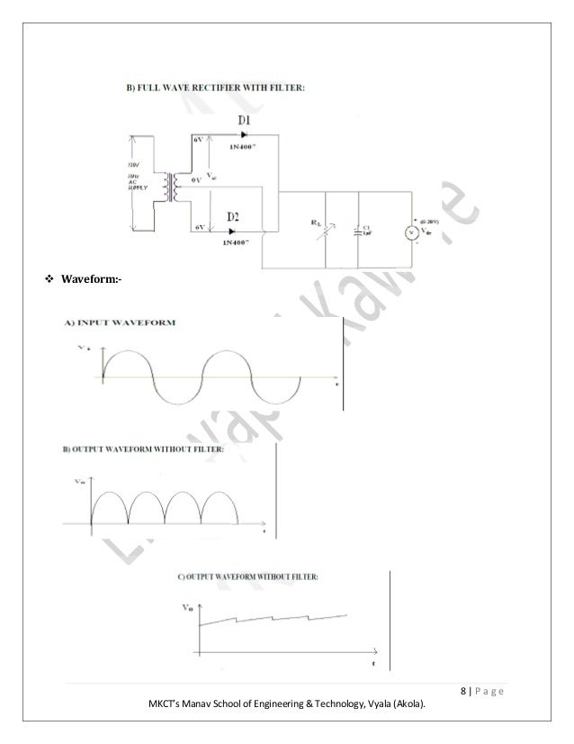 Electronics Lab Manual by Er. Swapnil V. Kaware