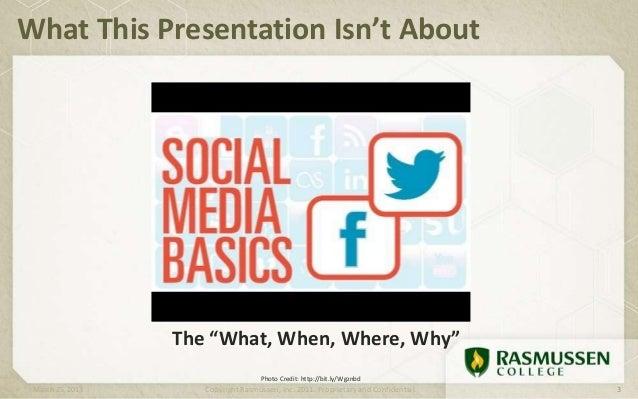 Practical social media strategies for reaching customers online Slide 3