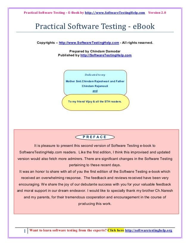 Qa manual tester ebook manual ebook advises us array practical software testing e book by softwaretestinghelp com rh slideshare net fandeluxe Images
