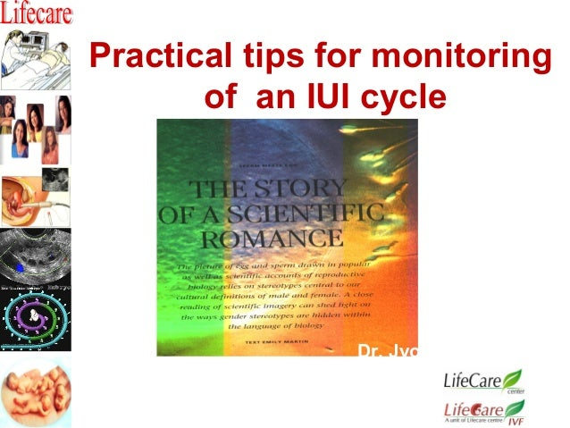 Practical tips for monitoring of an IUI cycle Dr. Jyoti Agarwal Director
