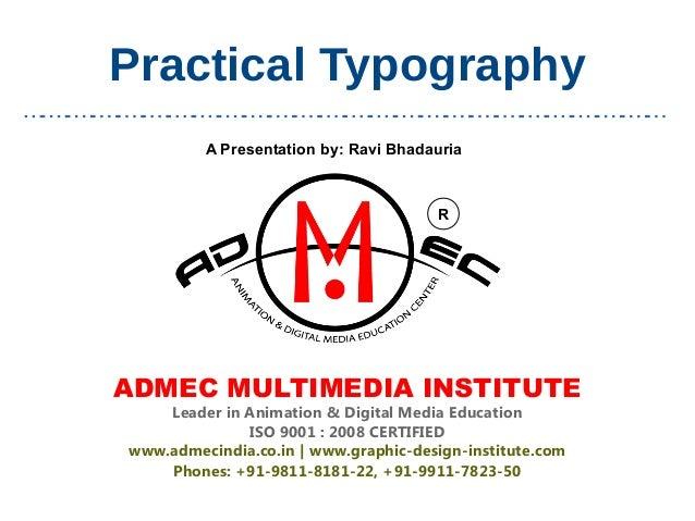 Practical Typography Or Typography Vs Design